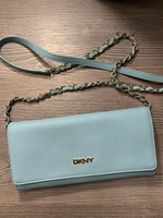 Used DKNY Sky Blue Crossbody Bag in Dubai, UAE