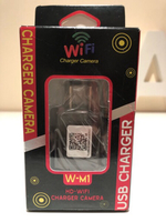 HD-WIFI/USB Charger CAMERA 1080P