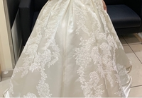 Used Wedding dress from David's bridal USA  in Dubai, UAE