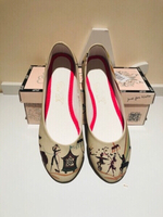 Used Goby flat shoes size EU41/UK 7.5/US 9.5 in Dubai, UAE
