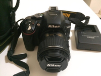 Used DSLR Nikon D5300 in Dubai, UAE