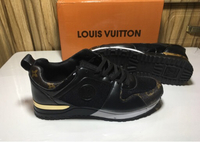 Used LV men's sneakers size 45,new in Dubai, UAE
