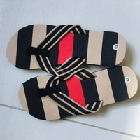 Used Brand New men sandals Size 43 in Dubai, UAE