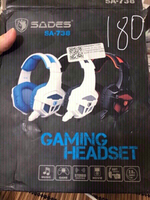 Used Xx Winsopee sades gaming headset  in Dubai, UAE