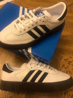 Used Adidas pure leather Samba  in Dubai, UAE