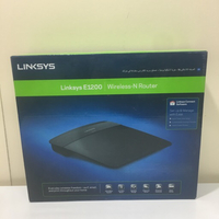 Used Linksys e1200 router with box in Dubai, UAE