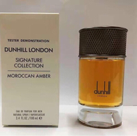 Used Dunhill Moroccan Amber EDP tester  in Dubai, UAE