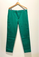 NEW LACOSTE Pants Slim Fit US 33 Green