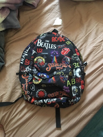 Used Backpack With Band Logos and Designs in Dubai, UAE