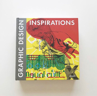 Used Book: Graphic Design Inspiration in Dubai, UAE