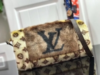 Used LV LOUIS IN THE WINTER MUFF in Dubai, UAE