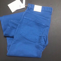 Used Blue Lacoste pants  for men  in Dubai, UAE