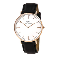 Used Daniel Wellington Watch. New.  in Dubai, UAE