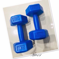 Used 2Kg Dumbbell 2X 💙 in Dubai, UAE