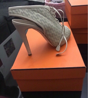 Used Authentic Hermès high heels  in Dubai, UAE