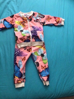 Used NEW 2x Clothing Sets 6-7yrs 🦋  in Dubai, UAE
