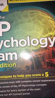 Used The Princeton review AP psychology in Dubai, UAE