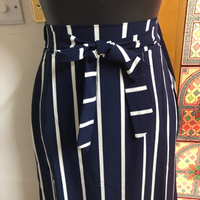 Used Long Stripes Skirt/ Small in Dubai, UAE