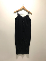 New Evening Dress Size S Black