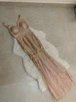 Used Nude evening gown  in Dubai, UAE