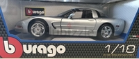 Used Bburago Chevrolet Corvette 1:18 in Dubai, UAE
