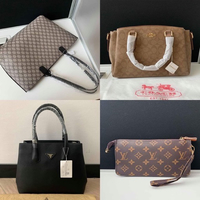Used Gucci Coach Prada Bags and LV Wallet in Dubai, UAE