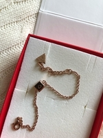 Used Guess rose gold bracelet  in Dubai, UAE