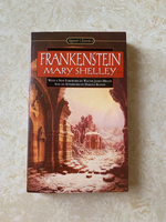 "Used ""Frankenstein"" Book in Dubai, UAE"