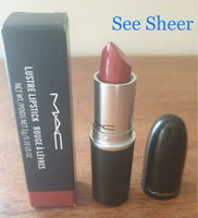 Used Original See Sheer - Mac Lipstick  in Dubai, UAE
