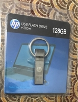 Used Hp orginal usb flash 128 gb new in Dubai, UAE