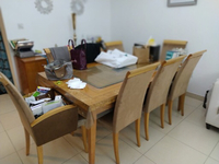Used Sofa and dining room perfect condition:) in Dubai, UAE
