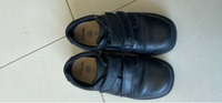 Used Clarks shoes boys size 11 fits 4 to 5 ye in Dubai, UAE