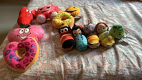 Used All toys 15 pcs in Dubai, UAE