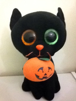 Used Black Halloween cat  in Dubai, UAE
