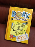 Used Dork diaries 2copy hardcover  in Dubai, UAE