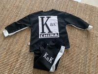 Used Kids tracksuit set size small  in Dubai, UAE