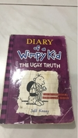 Used Diary of a Wimpy Kid: The ugly truth  in Dubai, UAE