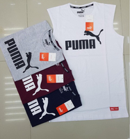 Used Puma sleeveless 5 pcs Large in Dubai, UAE