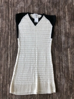 Used Crochet dress size M-L new with tag in Dubai, UAE