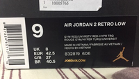 Used Air Jordan 2 SPECIAL EDITION ORIGINAL in Dubai, UAE