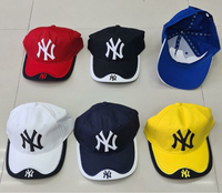 Used Caps NY 4pcs  in Dubai, UAE
