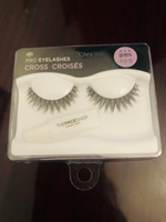 Used The face shop eye lashes with glue in Dubai, UAE
