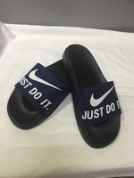 Used Nike unisex slippers size 40 new in Dubai, UAE