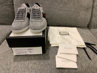 Used Authentic New Gucci sneakers size 38 in Dubai, UAE