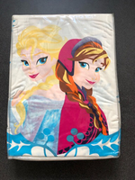 Used Brand New FROZEN Elsa&Ana Kids Bed set  in Dubai, UAE