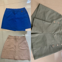 Used Shorts and skirt size s in Dubai, UAE