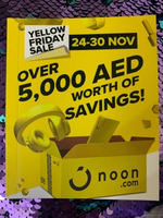 Used NOON DISCOUNT BOOK (NEW!) in Dubai, UAE