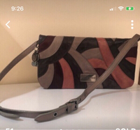 Used Patrizia Pepe shoulder bag preloved in Dubai, UAE