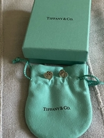 Used Tiffany heart earrings  in Dubai, UAE