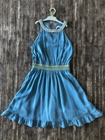 Used Dress for a girl size 8-9 years old in Dubai, UAE